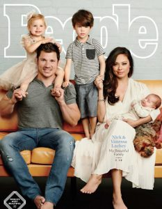 The Lachey's - People Interior Cover