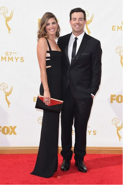 Carson and Siri at Emmys