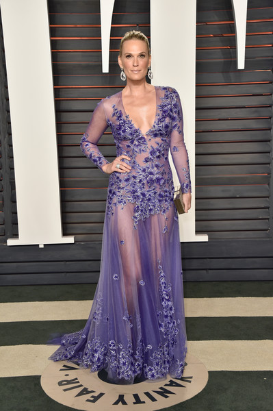 Molly Sims 2016 Vanity Fair Oscar Party - Makeup by Kristi