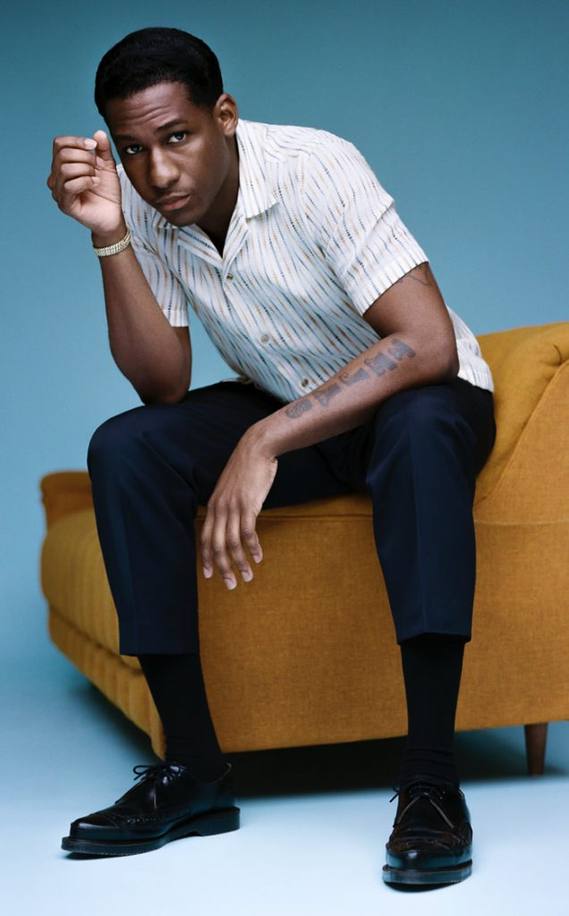 Leon Bridges Makeup by: Kristi Fuhrmann-Kerr